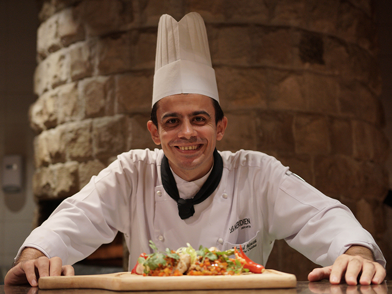 Chef Ahmad Moussa