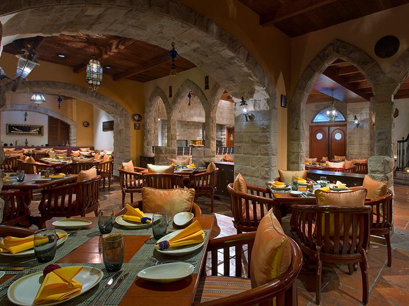 Al Nafoura Middle East Restaurant