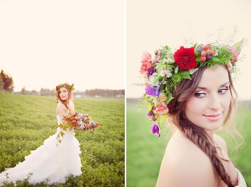 Tampil Cantik dengan Kepang Rambut
