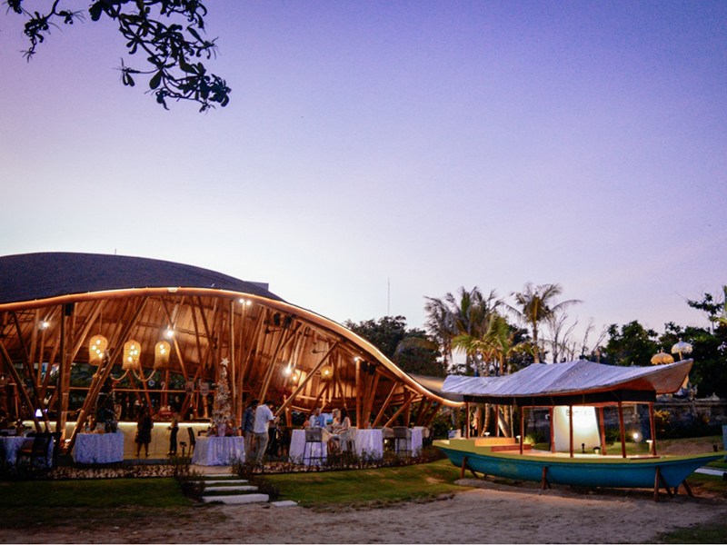 Wedding Venue at Tijili Benoa Hotel