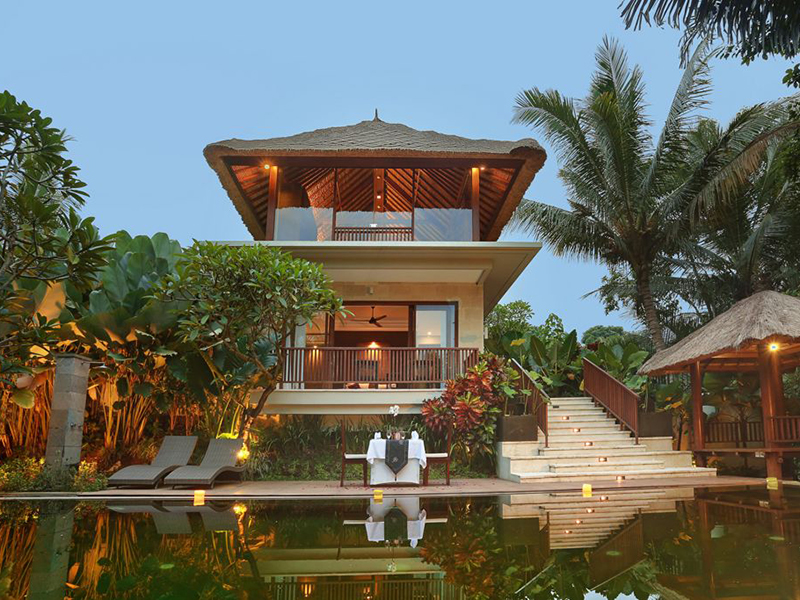 The Legend Khayangan Villas : Where Tranquility Awaits