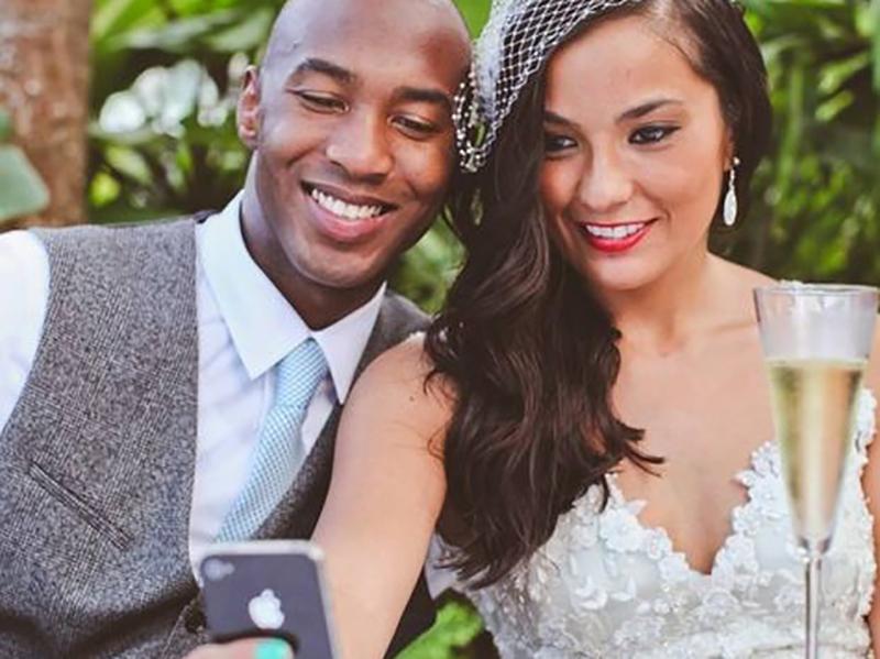Tren Selfie di Pesta Pernikahan