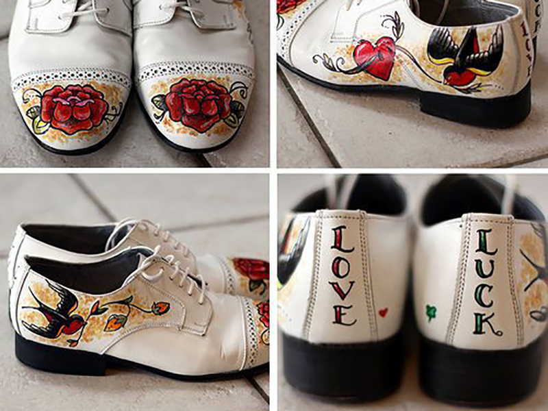 Wedding Unique Shoes for Men