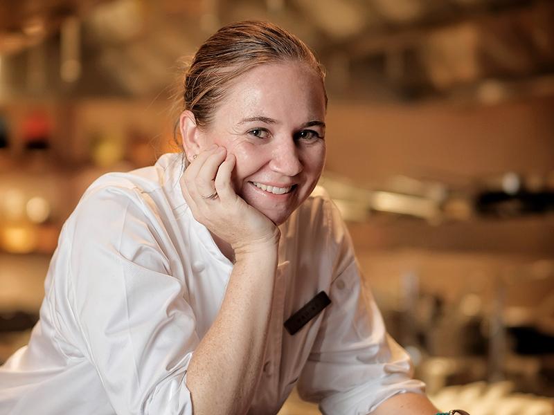 Chef Nadine Waechter-Moreno