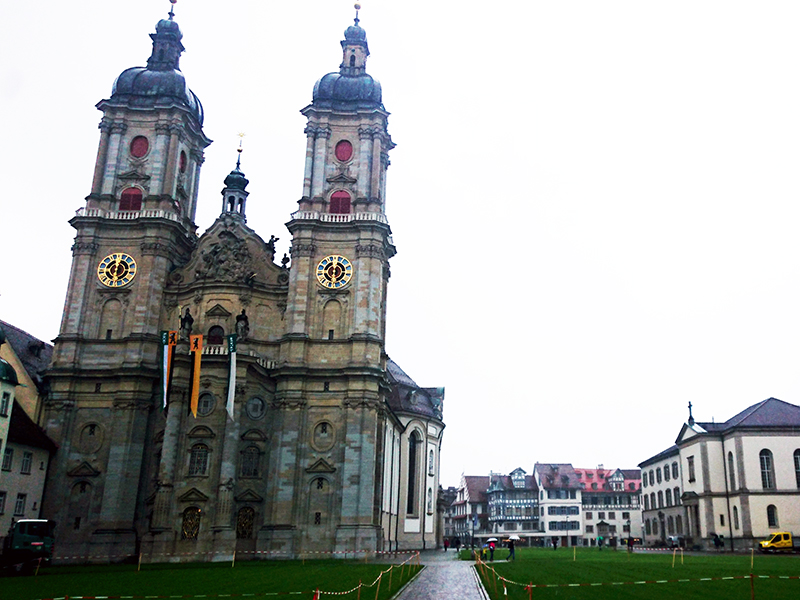 Abbey Cathedral of St. Gallen