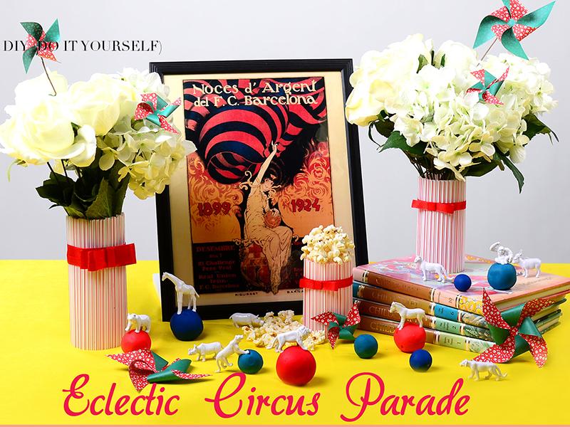 Eclectic Circus Parade