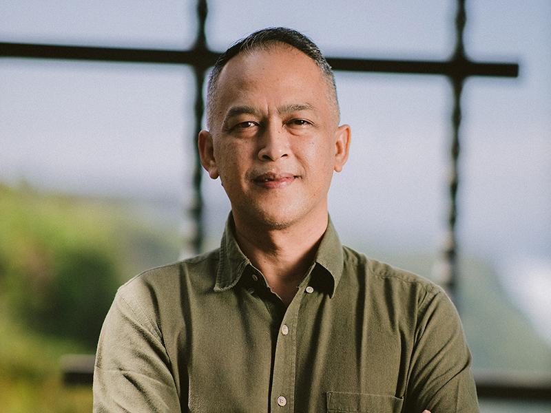 Taufik Rachman Diangkat Menjadi Director of Sales and Marketing di Alila Villas Uluwatu