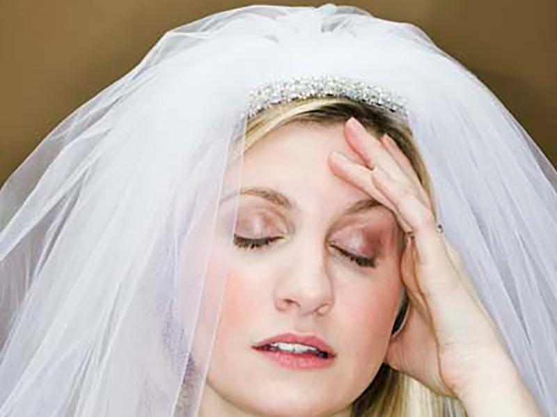 Meredakan Ketegangan Di Hari Pernikahan