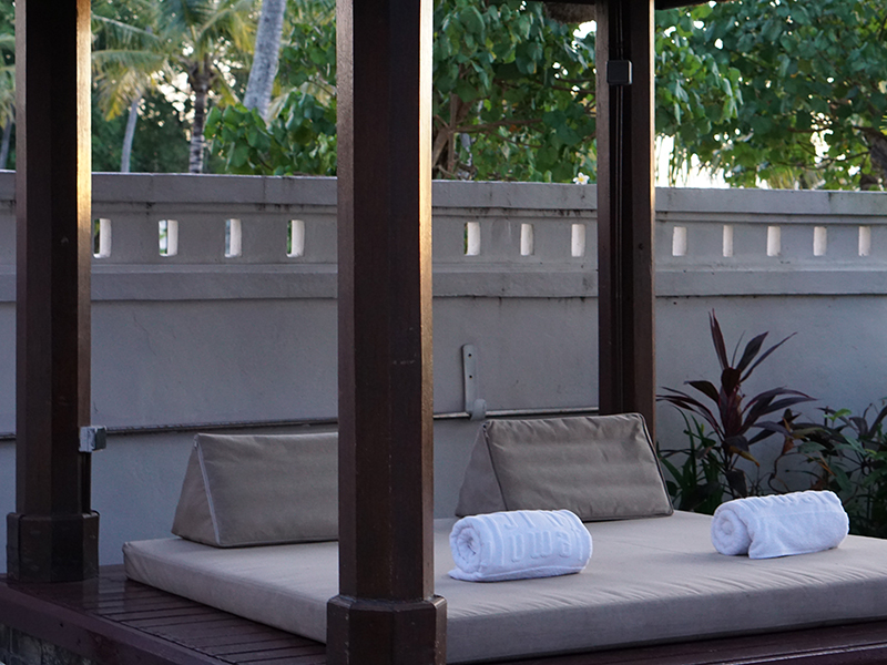 Spa at Intercontinental Hotel Bali