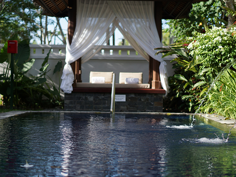 Traditional Balinese Massage at Intercontinental Hotel Bali