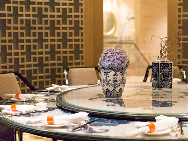Li Feng Restaurant Interior