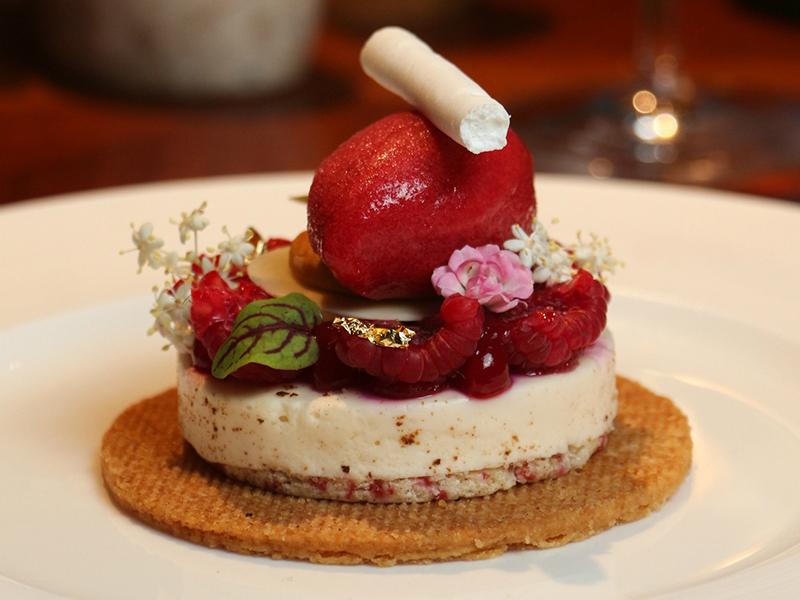 Valentine Dessert Ispahan