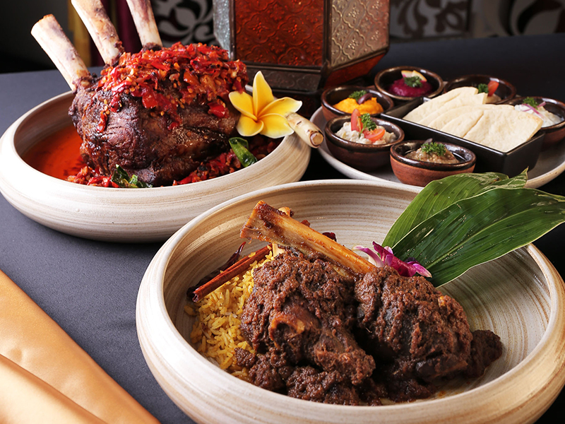 Iftar Buffet at Signatures Restaurant