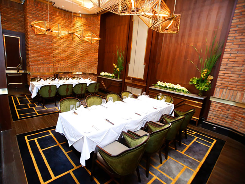 Private Room for 20 Pax