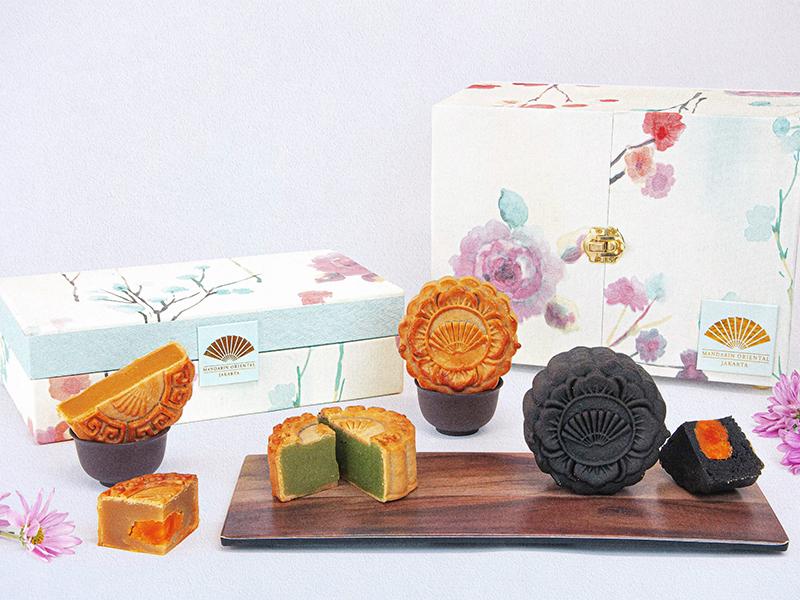 Perayaan Festival Musim Gugur Dengan Moon Cake Dari Li Feng di Mandarin Oriental, Jakarta