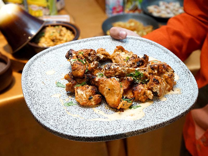 Vaango - The Gastronomic Heritage Of India by Le Meridien Jakarta