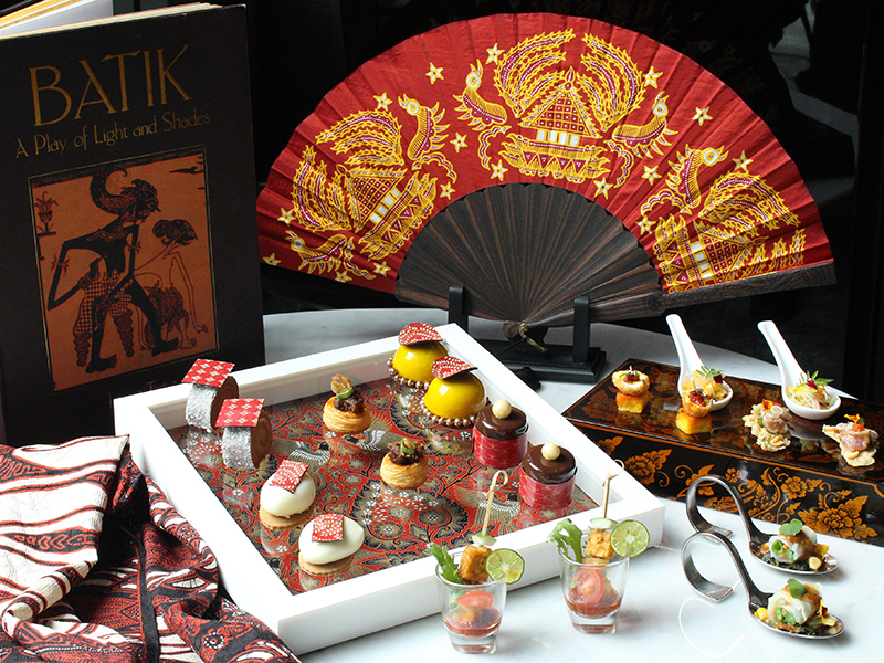 A Nusantara Heritage Afternoon Tea at Keraton Lounge