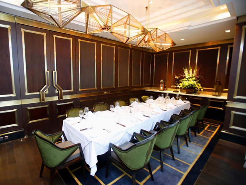 Ruth's Chris Steak House Private Room for 14 Pax