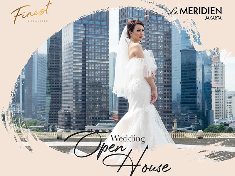 Le Meridien Jakarta Wedding Open House