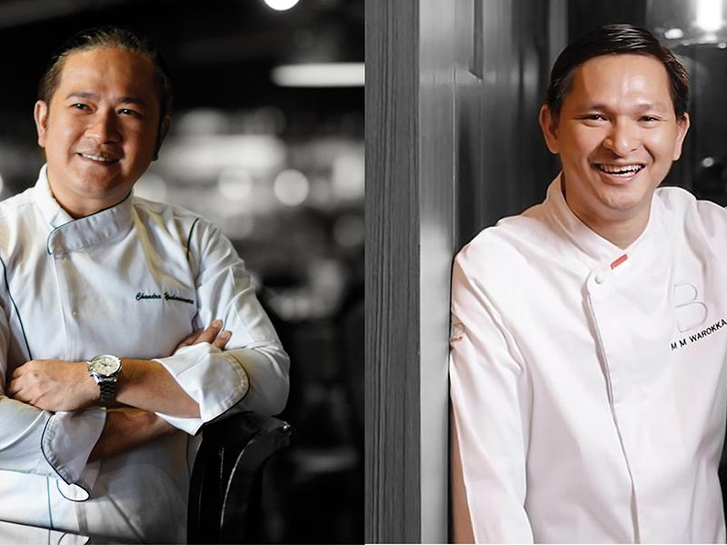 Fairmont Jakarta Mempersembahkan 'Tribute To Indonesia' : Serangkaian Acara Kuliner Bertema Indonesia oleh Chef Ternama Di Indonesia