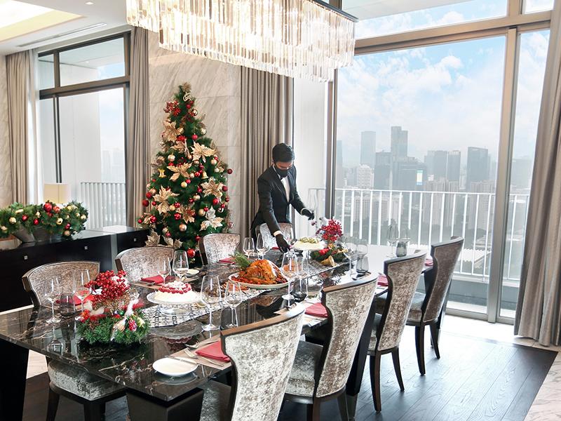 Fairmont Jakarta Tawarkan Berbagai Pilihan Untuk Merayakan Natal & Tahun Baru