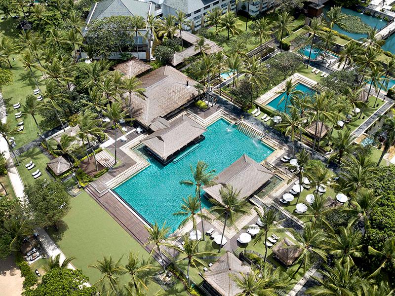 Rayakan Akhir Tahun Berkesan di InterContinental Bali Resort