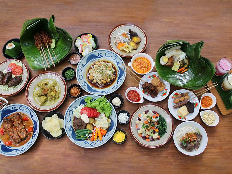 Rayakan Ramadhan dengan Masakan Indonesia Otentik di The Dharmawangsa Jakarta