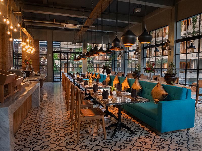 Ramadhan Festive 'Wisata Gastronomi' Bersama PHM Hotels