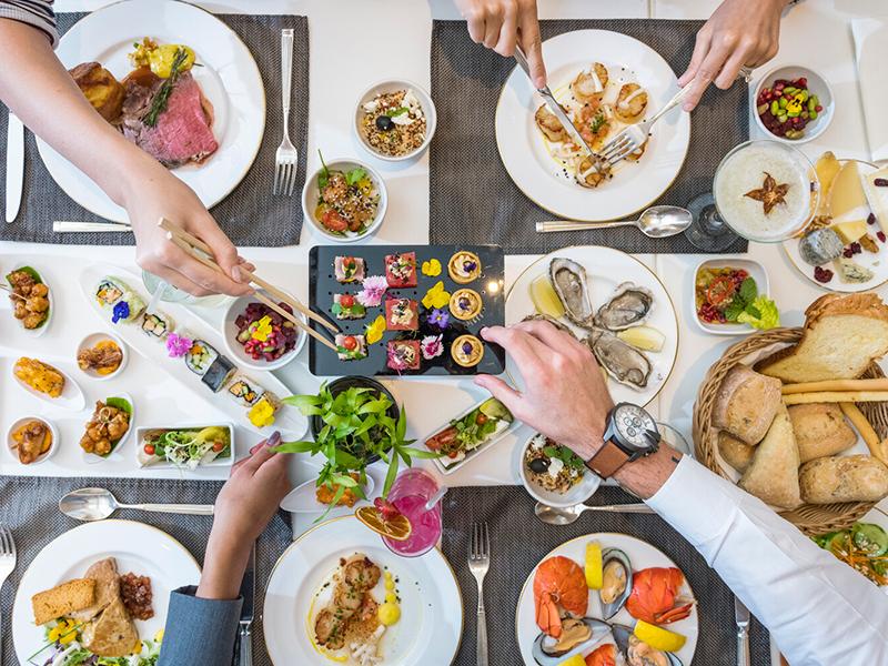 Nikmati Perjalanan Kuliner Anda Bersama Sheraton Grand Jakarta Gandaria City Hotel