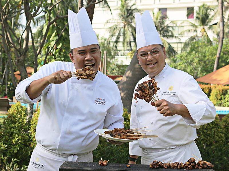 Dinner Romantis Valentine Di Shangri-La Hotel Jakarta