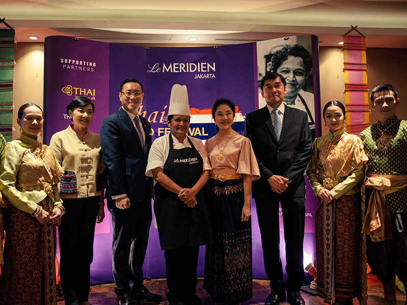 Grand Launching of Thai Food Festival