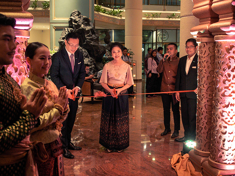 The Grand Launching of Thai Food Festival at Le Meridien Jakarta