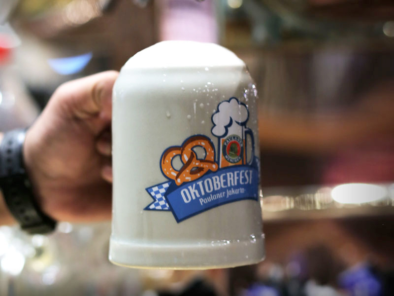 Paulaner Bräuhaus All Set to Celebrate Its Fifth Oktoberfest!