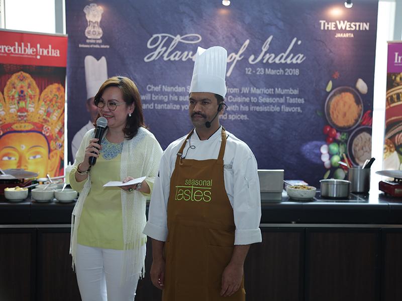 India Food Festival at The Westin Jakarta