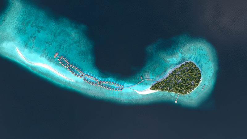 New Luxury Island Retreat Joali Brings Artdul Sophistication And 'Joy Of Living' To The Maldives
