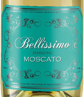 Bellisimo Sparkling Moscato