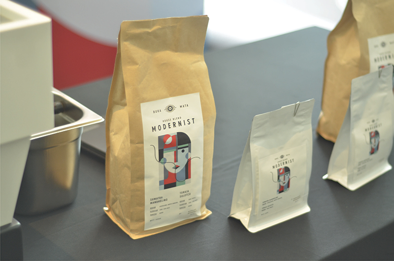 House Blend, The Modernist - 1 kg and 200 gr Packaging