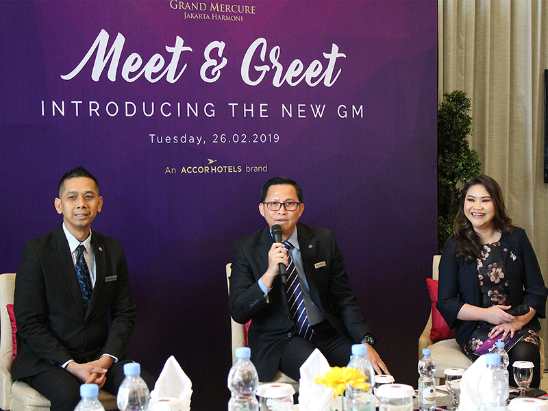 GMJH - Meet & Greet New GM