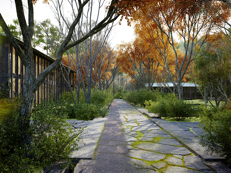 Aman Announces The Launch of AMAN Kyoto : A Secret Garden in Japan's Ancient Imperial Capital