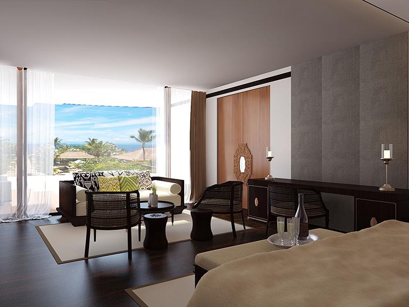 Kempinski Bali Suite