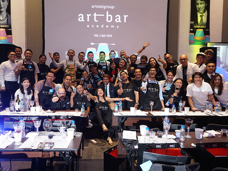 ART Bar Academy, Kelas Intensif Dunia Bar dari ARTOTEL Group