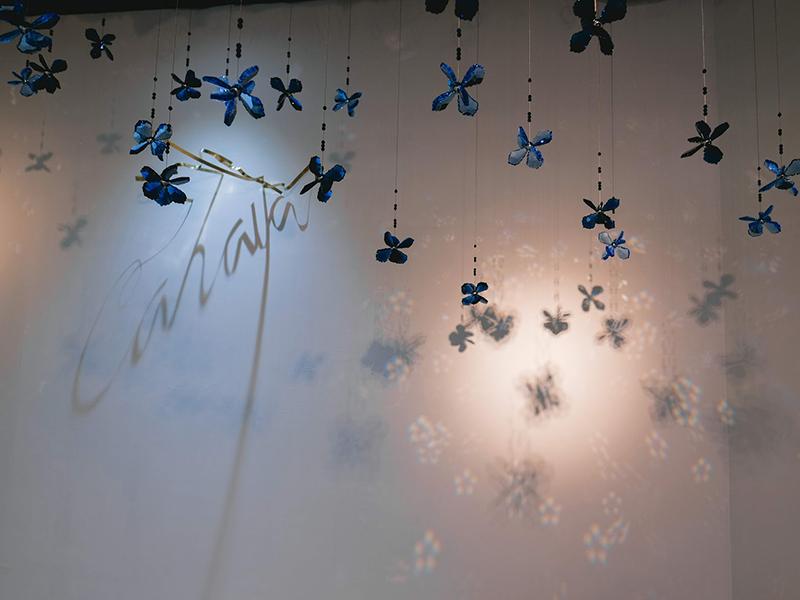 Instalasi Cahaya la fleur by Infico