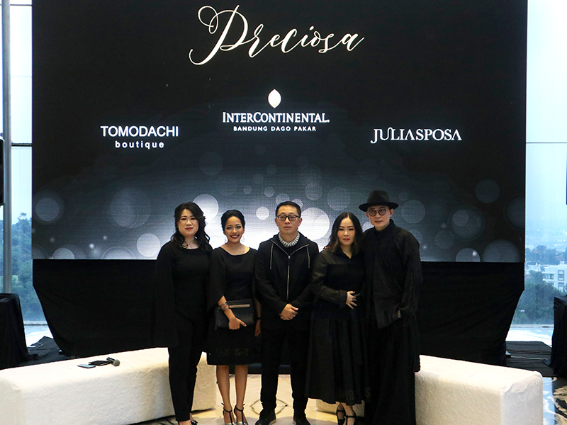 PRECIOSA by Intercontinental Bandung Dago Pakar