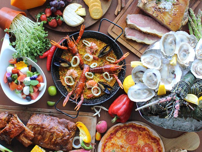 Temui Hidangan khas Mediterania di Bengawan Keraton at The Plaza, a Luxury Colletion Hotel, Jakarta