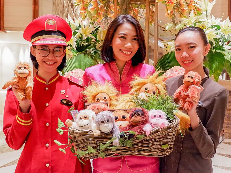Mandarin Oriental, Jakarta Berkolaborasi dengan MOFOMOFA