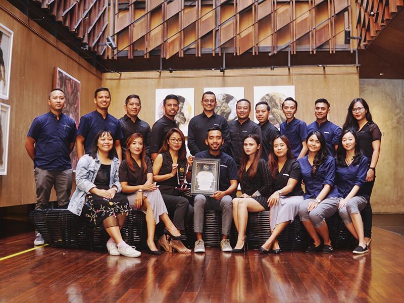 ARTOTEL Haniman Ubud Bali Team