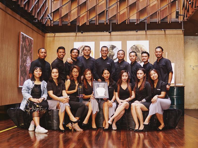 ARTOTEL Group Membawa Pulang Tiga Penghargaan Pada Ajang Bali Tourism Awards 2019
