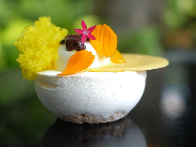 Summer Dessert by Chef Vincent