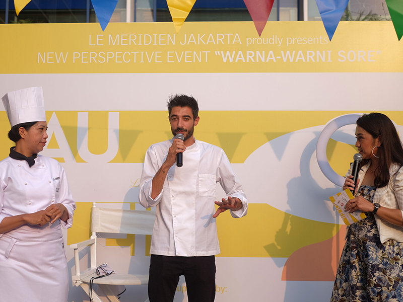"New Perspective Event ""Warna Warni Sore"" Au Soleil Summer Soiree"