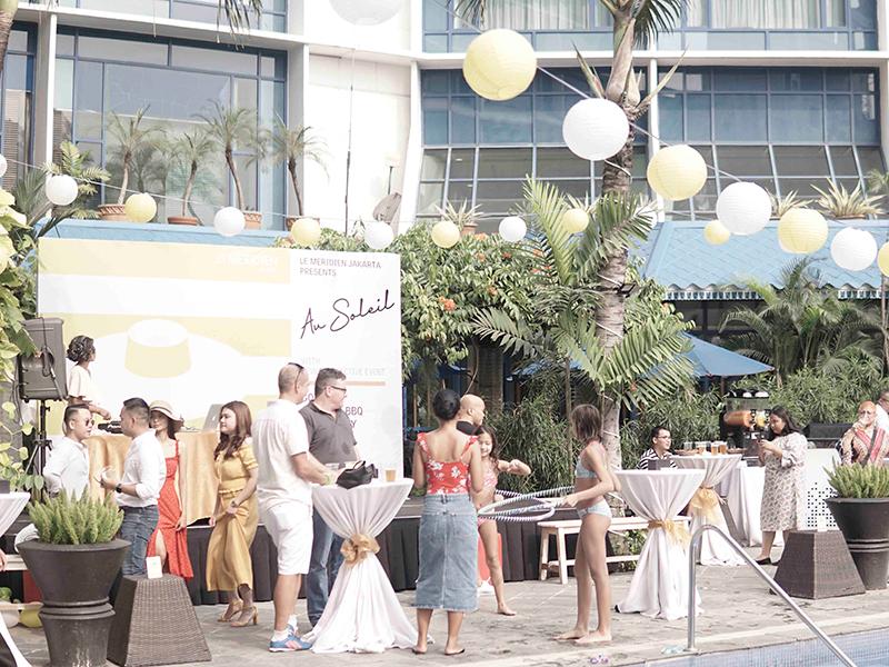 Le Meridien Jakarta Summer Soiree